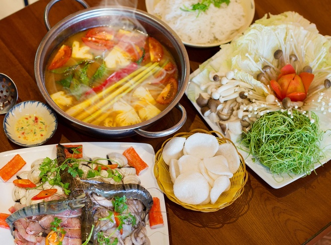 Thuc don da dang huong vi Sai thanh giua long Ha Noi hinh anh 8