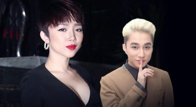Toc Tien, Son Tung hoi ngo trong dem nhac EDM hoanh trang hinh anh