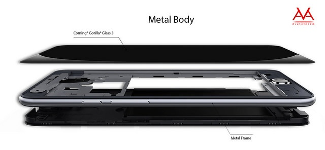 Titan Q8: Smartphone tam trung chip loi 8, RAM 3 GB hinh anh 5