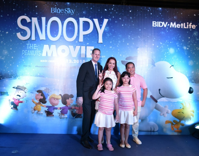 Phim hoat hinh 3D Snoopy: Khi tinh ban dem den dieu ky dieu hinh anh 1