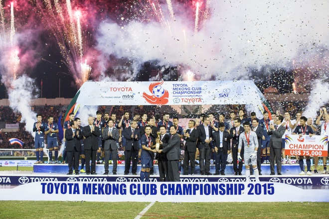 An tuong dong lai cua Toyota Mekong Club Championship 2015 hinh anh 5