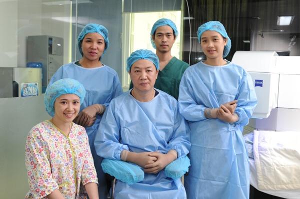 Uu diem cua phuong phap dieu tri tat khuc xa ReLEx SMILE hinh anh 3 ReLEx SMILE là phương pháp an toàn thân thiện cho bệnh nhân điều trị tật khúc xạ.