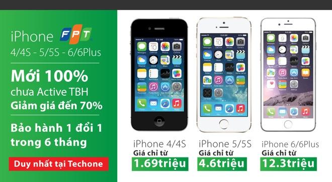 TechOne giam gia den 50%, tang iPhone 6S Plus mung nam moi hinh anh 4