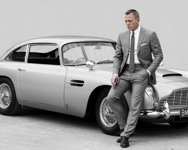 Ba cach tan huong cuoc song nhu James Bond hinh anh 1