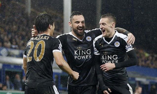 Ngoai hang Anh: Nghi dong van nong hinh anh 1 Leicester là ứng cử viên cho ngôi vô địch Ngoại hạng Anh năm nay.