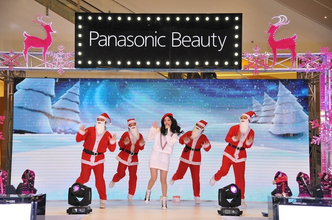 Panasonic Beauty chia se cach lam dep don nam moi hinh anh 5