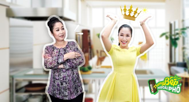 Ly do giup sitcom 'Trong bep ngoai pho' hap dan khan gia hinh anh 1