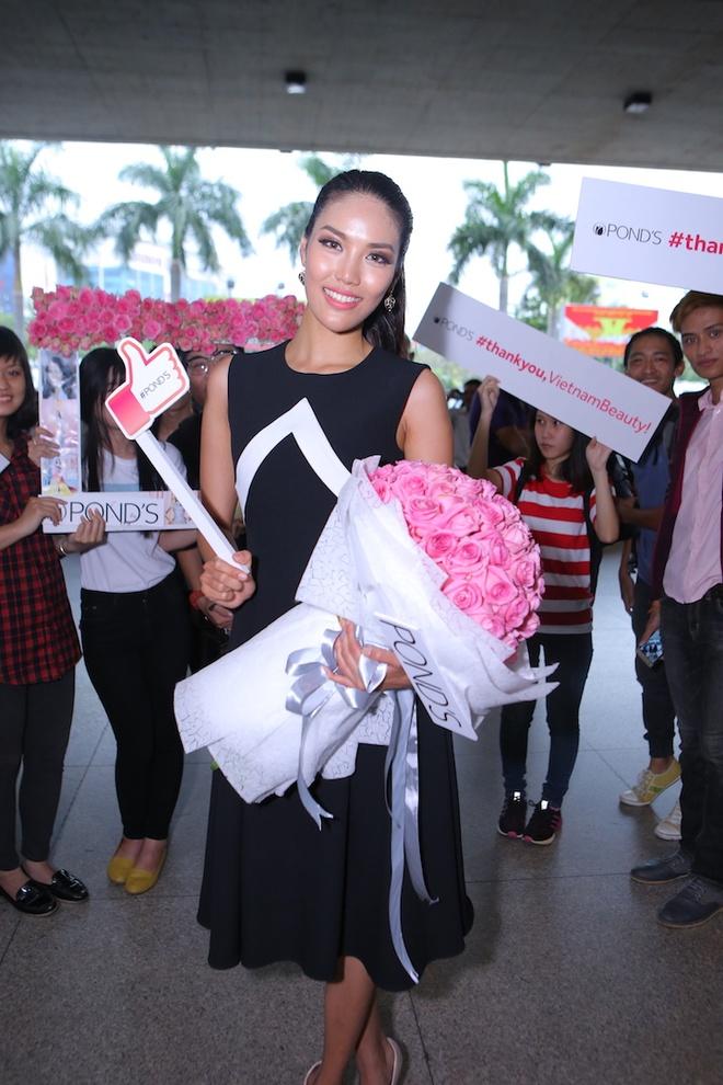 Giải thưởng People's Choice Award cùng những phần thể hiện tỏa sáng của Lan Khuê đã làm khán giả Việt nức lòng.