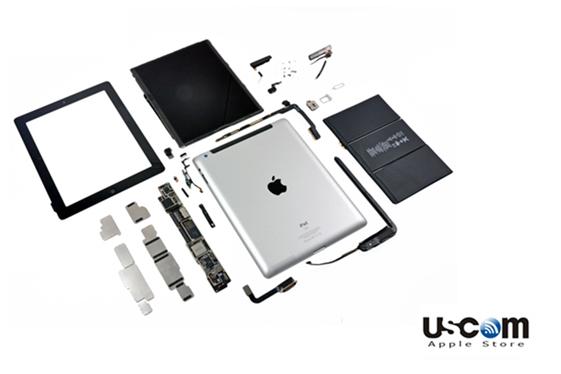 """Cach chon mua iPhone, iPad cu gia re dip Giang sinh hinh anh 5 Ngoài chế độ bảo hành một đổi một trong 6 tháng bạn có thể tham khảo hình thức bảo hành mở rộng sản phẩm lên tới 36 tháng giúp bạn tiết kiệm chi phí phụ tùng và công sửa chữa, thay thế với gói """"USCOM- CARE"""" tại USCOM."""