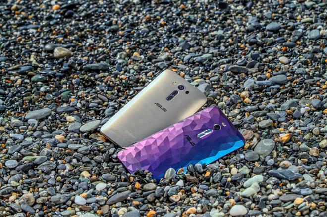 3 smartphone gay chu y dip cuoi nam cua Asus hinh anh 3   ZenFone 2 Laser hỗ trợ chụp ảnh tối ưu.