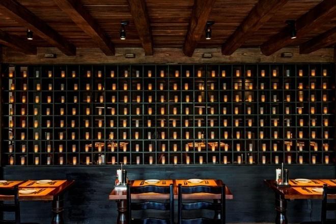 Thuong thuc beefsteak kieu My voi 6 loai sot hinh anh 10 Bên cạnh đó, nhà hàng vẫn dành những không gian riêng tư và lãng mạn cho các cặp đôi.