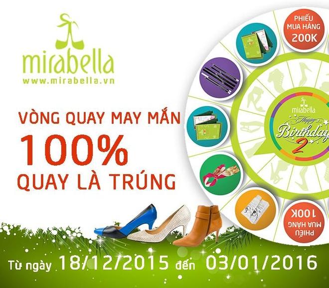 Mirabella tang qua Giang sinh hap dan hinh anh 10