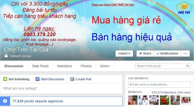 Cach de khach hang tiep can san pham tren Facebook hieu qua hinh anh 1