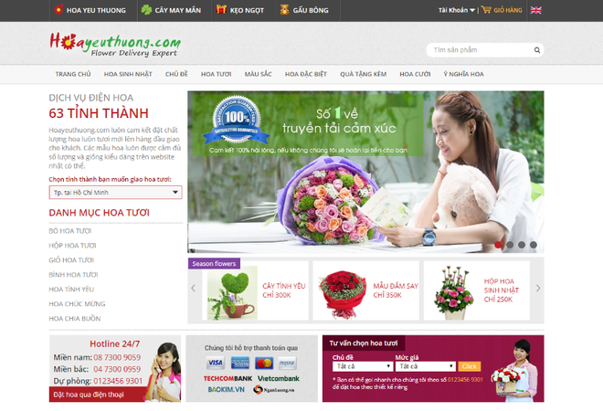 Mo hinh kinh doanh hoa online dat giai thuong 15.000 dola My hinh anh 2