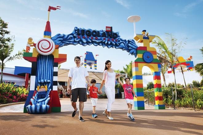 Legoland - cong vien giai tri doc dao tai Malaysia hinh anh