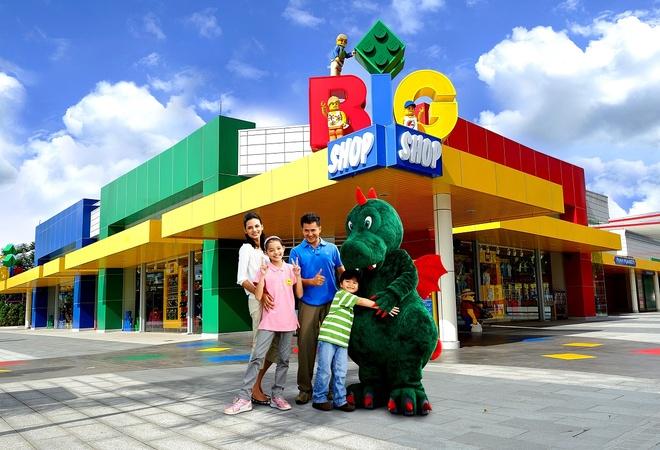 Legoland - cong vien giai tri doc dao tai Malaysia hinh anh 6