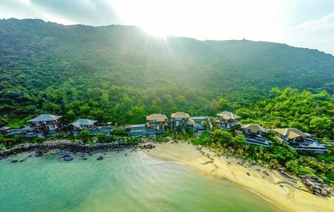 Ve dep cua InterContinental Danang Sun Peninsula Resort hinh anh 1