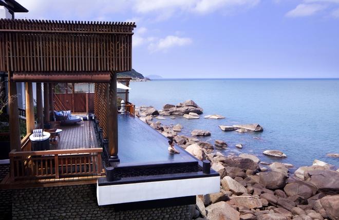 Ve dep cua InterContinental Danang Sun Peninsula Resort hinh anh 3