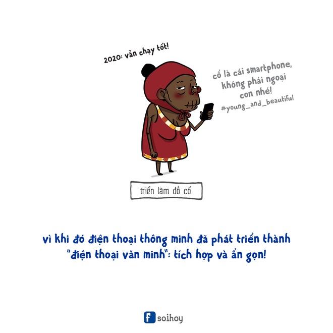 Bo tranh 'Hoy di nha' phien ban moi thu hut dan mang hinh anh 5