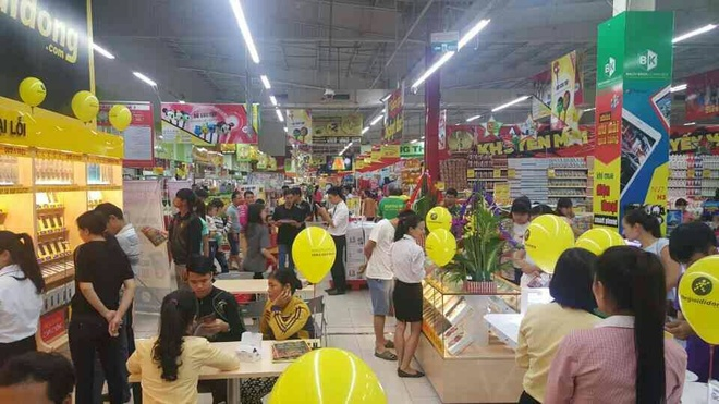 The Gioi Di Dong bat tay Big C mo chuoi 'Shop in shop' hinh anh 3