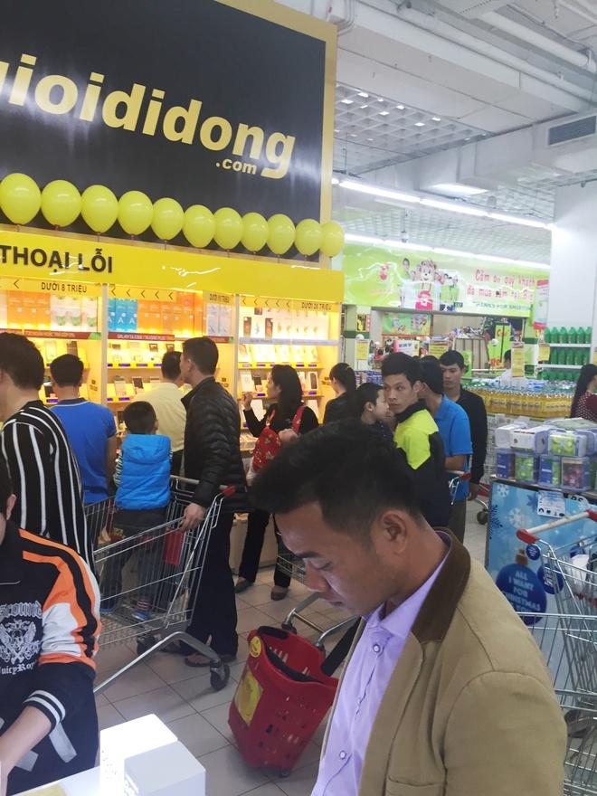 The Gioi Di Dong bat tay Big C mo chuoi 'Shop in shop' hinh anh 4