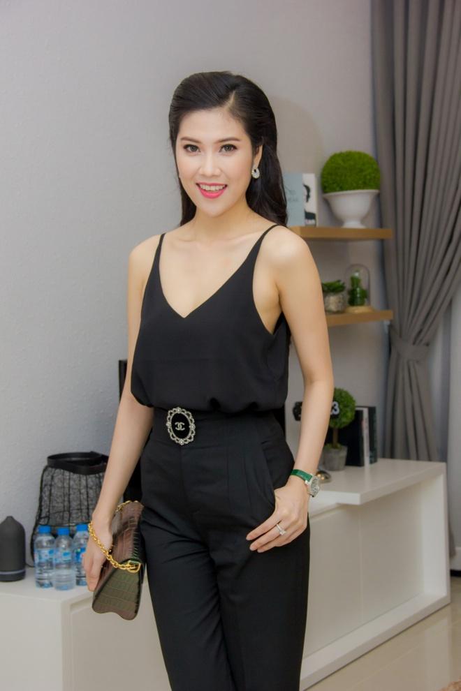 Dang Thu Thao dep tinh khoi du su kien hinh anh 5