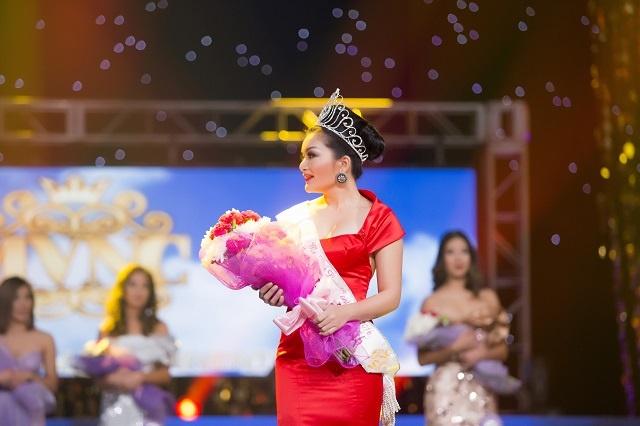Chung ket an tuong cua 'Hoa hau Phu nu nguoi Viet the gioi' hinh anh 5