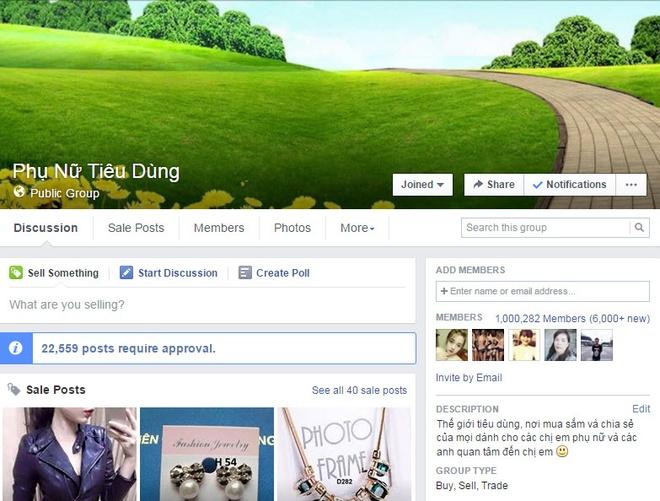 Cach ban hang online qua Facebook hinh anh 1
