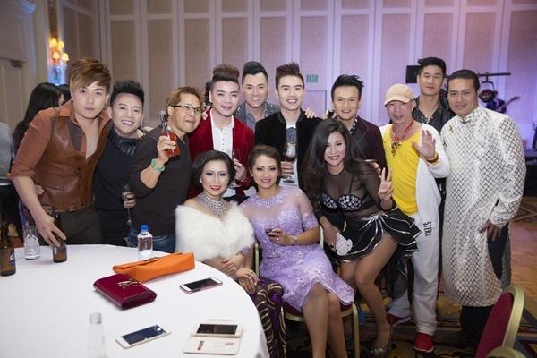 'Hoa hau Phu nu nguoi Viet The gioi 2016' to chuc tiec mung hinh anh 10