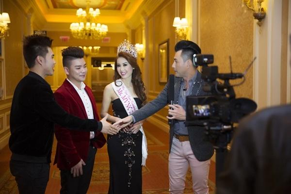 'Hoa hau Phu nu nguoi Viet The gioi 2016' to chuc tiec mung hinh anh 6