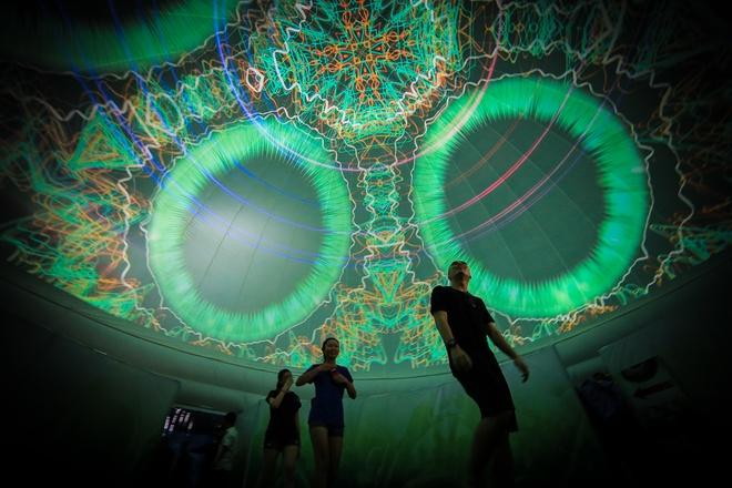 'Heineken Green Room' - su kien lan dau to chuc tai VN hinh anh 2