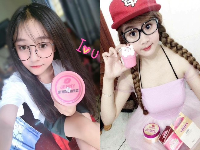 My pham Jenny Cosmetic tro lai thi truong lam dep hinh anh 1