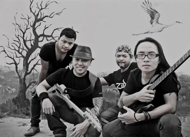 Nhung diem nhan cua rock Viet trong nam 2015 hinh anh 4