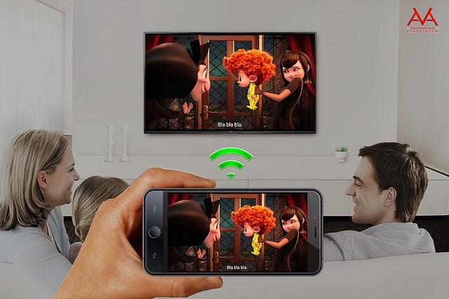 Titan Q8 - smartphone chip loi 8, RAM 3 GB hinh anh