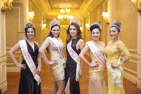 'Hoa hau Phu nu nguoi Viet The gioi 2016' to chuc tiec mung hinh anh