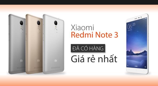 Giai ma con sot Xiaomi Redmi Note 3 gia 3 trieu dong hinh anh 4