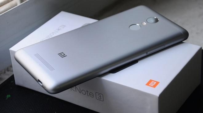 Giai ma con sot Xiaomi Redmi Note 3 gia 3 trieu dong hinh anh