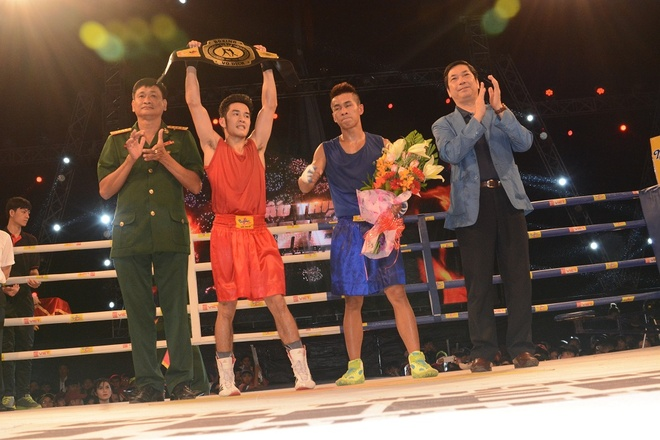Co gai Lao Cai gianh giai vo dich boxing Let's Viet hinh anh 4