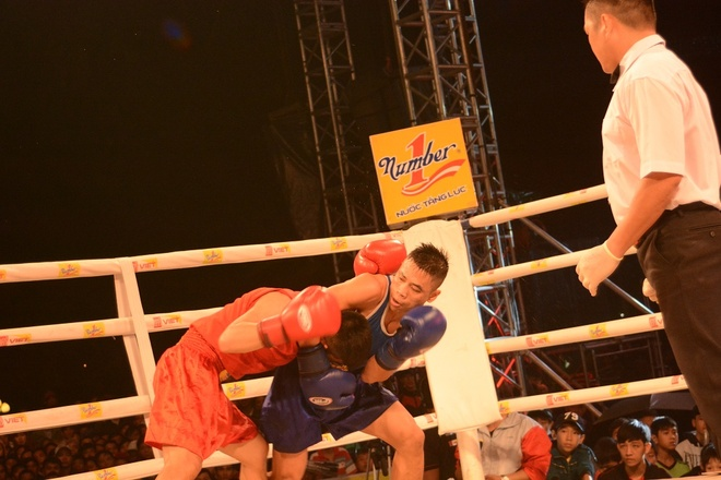Co gai Lao Cai gianh giai vo dich boxing Let's Viet hinh anh 5