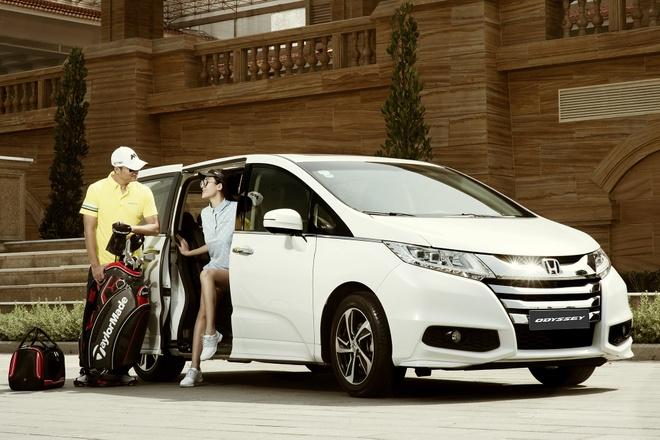 Honda Odyssey: Dong MPV danh cho doanh nhan va gia dinh hinh anh 3