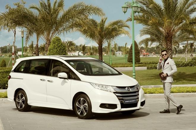Honda Odyssey: Dong MPV danh cho doanh nhan va gia dinh hinh anh 5