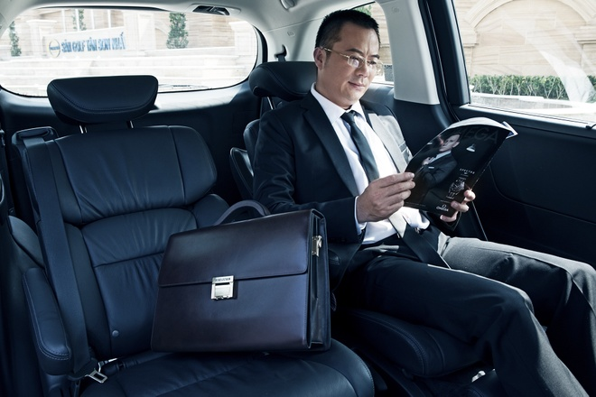 Honda Odyssey: Dong MPV danh cho doanh nhan va gia dinh hinh anh 4