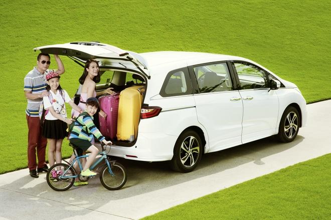 Honda Odyssey: Dong MPV danh cho doanh nhan va gia dinh hinh anh 2