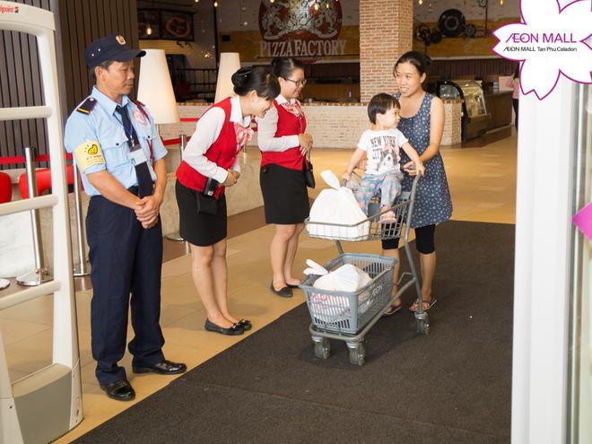 AEON Mall duoc khach hang Viet ua chuong hinh anh 2