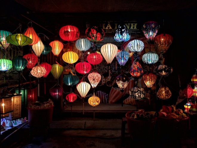Canh dem Da Nang - Hoi An qua ong kinh Meizu MX5 hinh anh 4