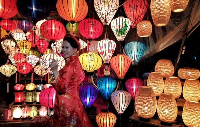 Canh dem Da Nang - Hoi An qua ong kinh Meizu MX5 hinh anh