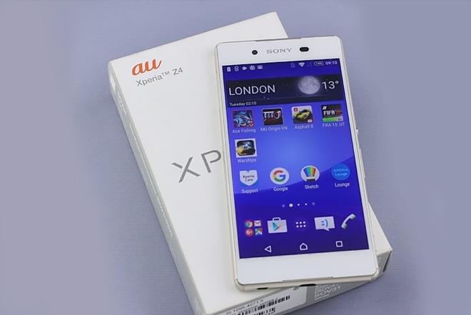 Loat smartphone Sony Xperia giam gia manh dau nam hinh anh 6