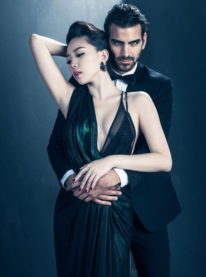 Ha Ho, Toc Tien do dang Quan quan American's Next Top Model hinh anh 1