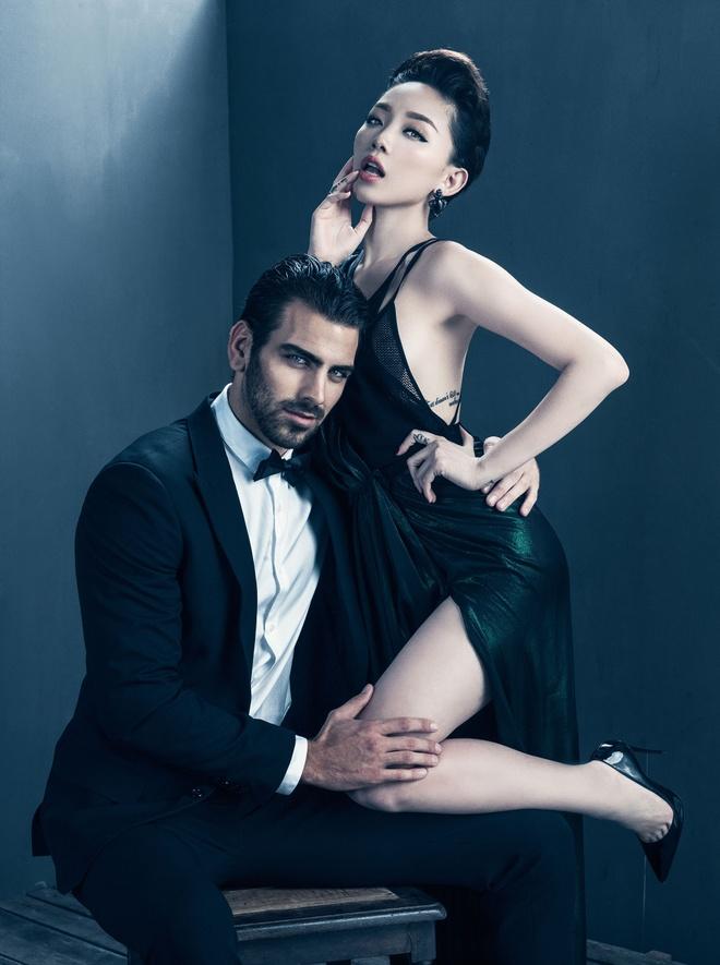 Ha Ho, Toc Tien do dang Quan quan American's Next Top Model hinh anh 2