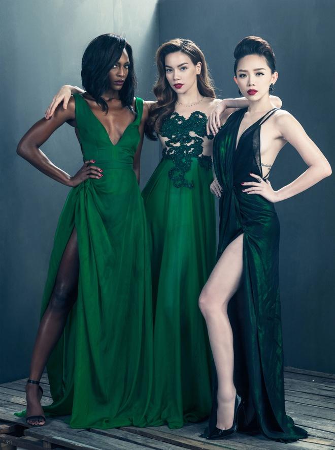 Ha Ho, Toc Tien do dang Quan quan American's Next Top Model hinh anh 6